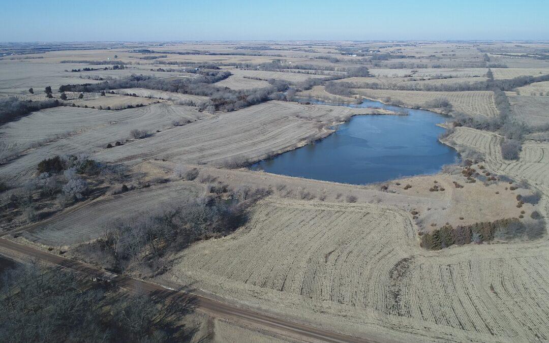 LAND AUCTION• 701.20 ± Acres• Gage County, NE